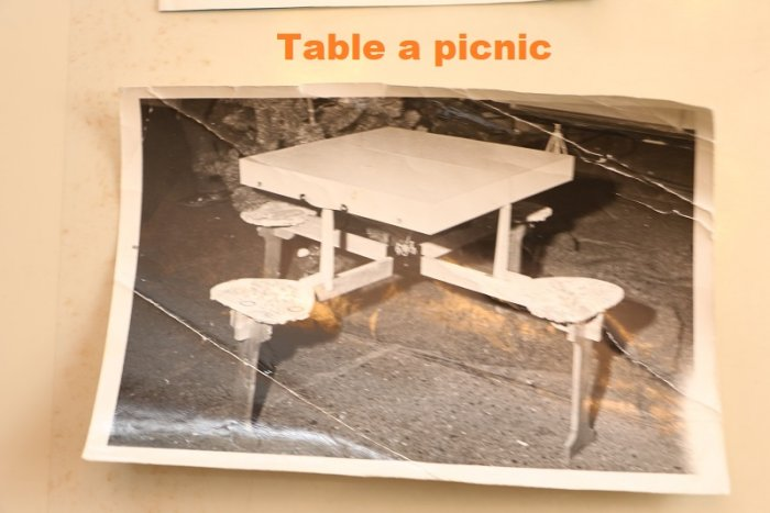 Table a picnic